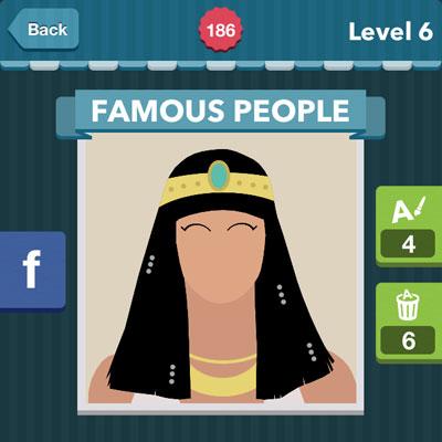 Cleopatra | Icomania Answers | Icomania Cheat