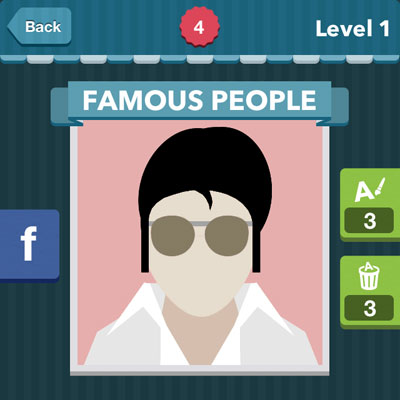 Elvis | Icomania Answers | Icomania Cheat