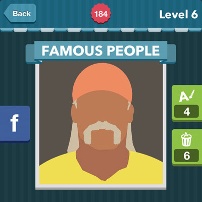 Hulk Hogan | Icomania Answers | Icomania Cheat